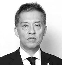 西日本新聞社 代表取締役社長 柴田 建哉